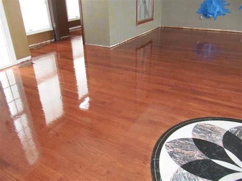 alberta hardwood flooring photo of repair sand restain damaged oak floor from a