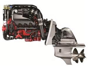 Volvo Marine Engines Reviews Volvo Penta V8 380 Engine Debuts At Ft Lauderdale Boats