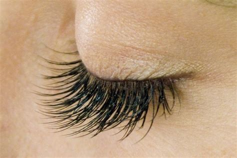 Silk Eyelash Extension learn the differences between silk eyelash extensions and mink eyelash extensions here http