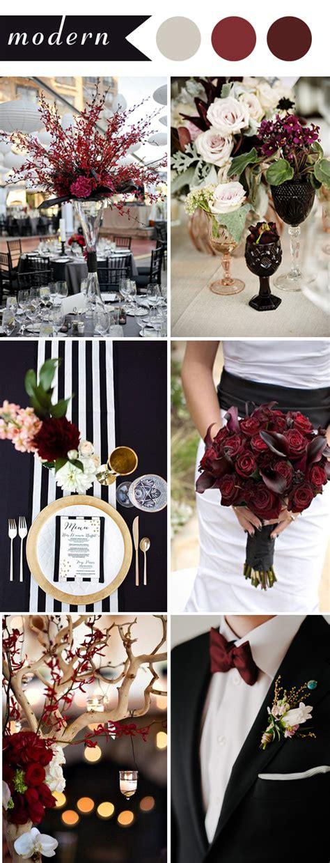 burgundy wedding themes ideas for 2017 elegantweddinginvites