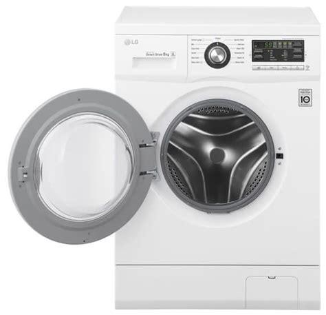 Mesin Cuci Lg Matic jual lg fm1281d6 front load washing machine inverter 8 kg rinso matic liquid front load