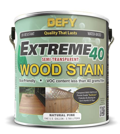 product defy extreme natural pine