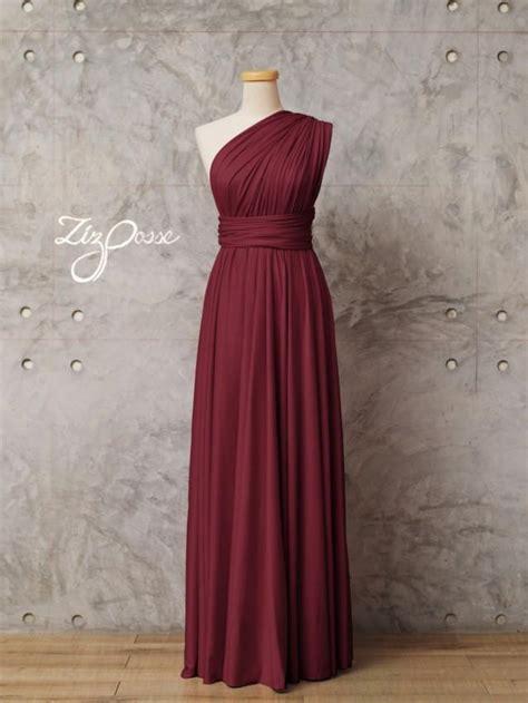 Food Best Friend Bahan Spandex Soft Fit To L 1 cranberry convertible dress bridesmaid dress multiway dress floor length dress maxi dress