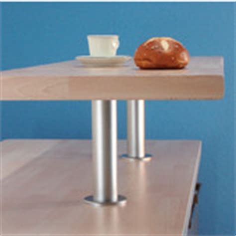 Countertop Support Posts by Table Brackets Countertop Supports Bar Supports And