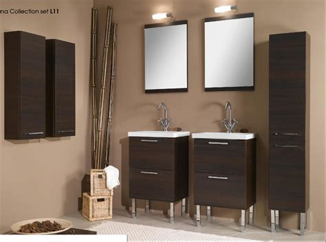 Bathroom Vanities With Double Sinks by 40 Quot Nameeks Iotti Luna L11 Bathroom Vanity Set Bathroom