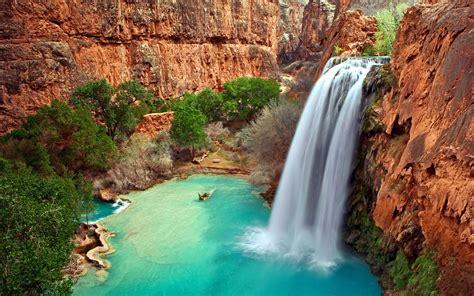 arizona waterfalls wallpapers hd wallpapers id