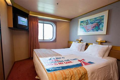 Carnival Cabin Reviews by Carnival Triumph Cruise Ship Expert Review Photos On