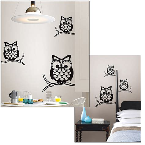 wall sticker owl owl wall stickers 2017 grasscloth wallpaper