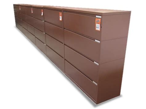 Used High End 4 Drawer Lateral File Cabinets In San Diego Used Lateral File Cabinets
