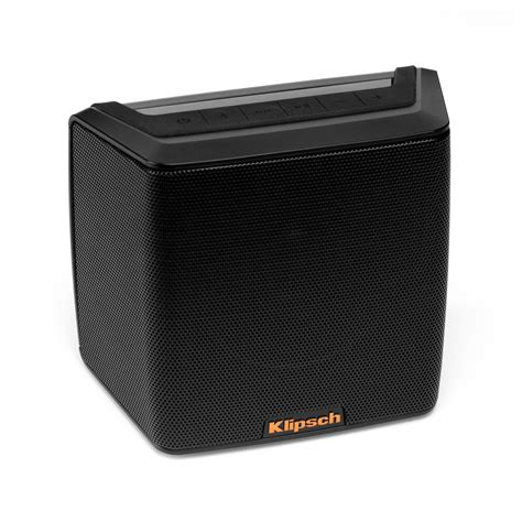 Speaker Bluetooth Portable groove bluetooth speaker portable rechargeable klipsch