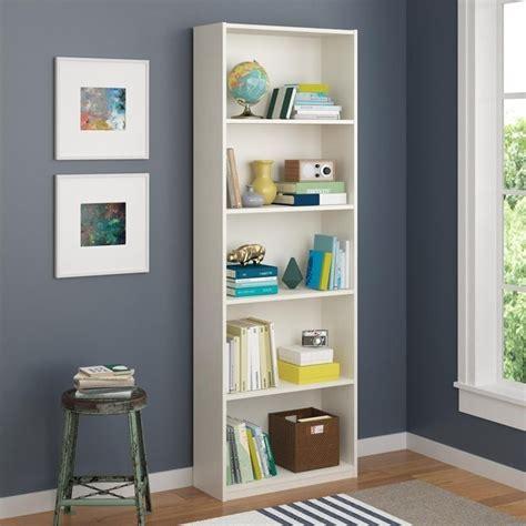 5 shelf bookcase white 5 shelf bookcase in white 9425015pcom