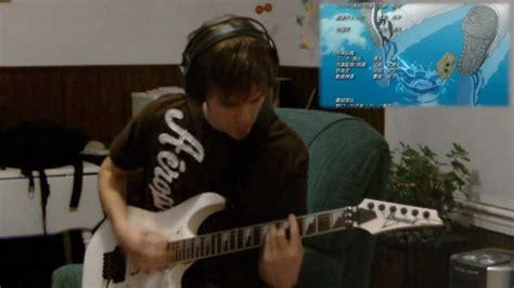 ending 30 mask aqua timez v2 ending 30 aqua timez mask guitar cover