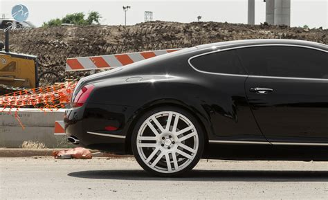 bentley wheels bentley continental gt gets 23 inch modulare wheels