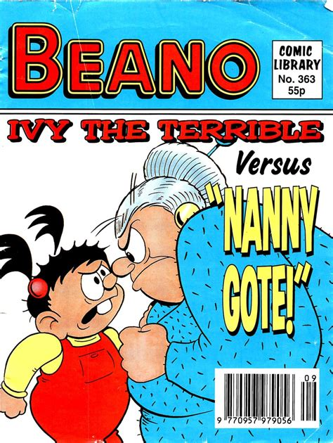 Versus Nanny beano comic library 363 the terrible versus nanny