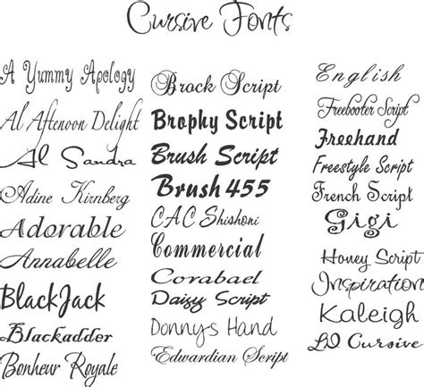 tattoo font styles fonts nail and design ideas for fashion