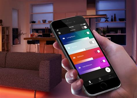 new philips hue 2 0 app adds more home automation features