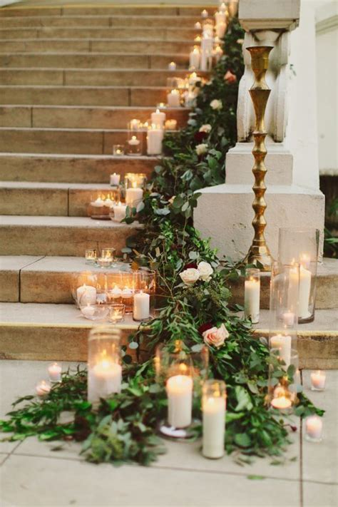 25 best ideas about candle decorations on