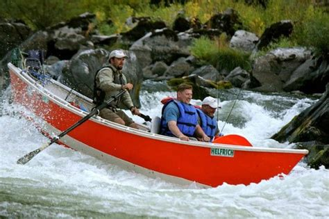 white water drift boat fun whitewater in a drift boat helfrich river outfitters