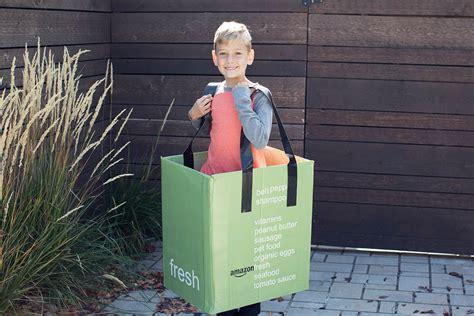 amazonfresh cardboard box halloween costume tutorial