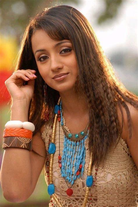 trisha hair in vtv trisha krishnan curly hair nice still tollywood style