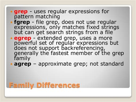 pattern matching using grep commands and shell programming 3