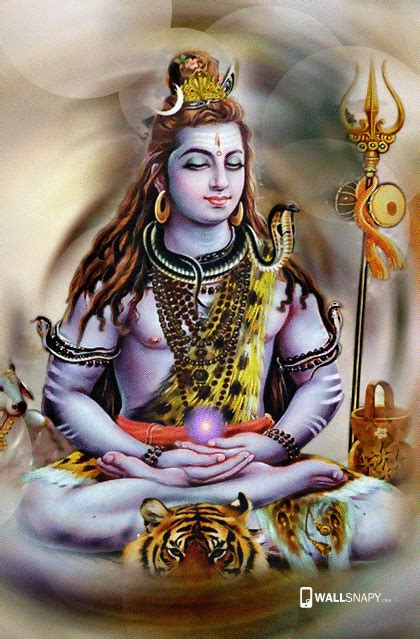 lord shiva hd wallpaper  mobile primium mobile