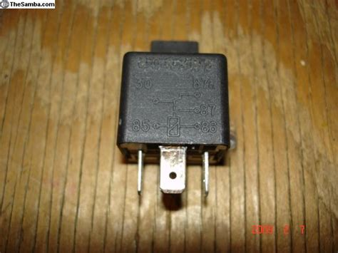 hella relay 4rd 960 388 07 thesamba vw classifieds hella relay 4rd 12v nos