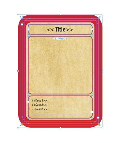 engine 4 trading card template the crafter templates trading cards