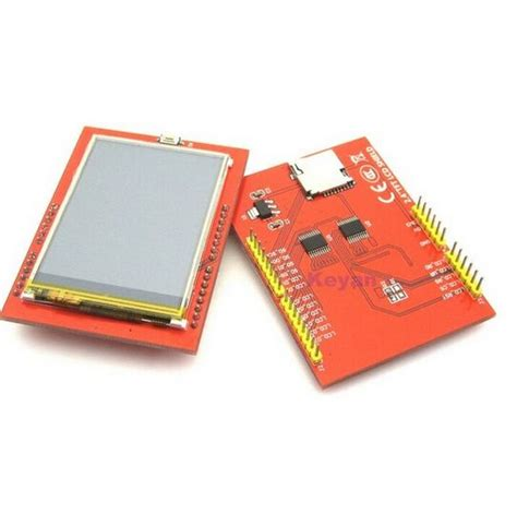 Lcd Display Tft Touch Screen 2 4 Inch For Arduino Uno Ai22 k2 02 lcd module tft 2 4 inch tft lcd screen for arduino uno r3 board and support mega 2560 with