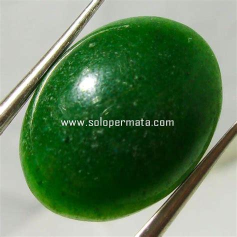 Batu Akik Hijau Kode 17 batu permata garut hijau 15k03 toko batu akik