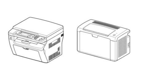 Printer Laser Fuji Xerox P205b fuji xerox docuprint m205b m105ab m105b p205b p105b color l