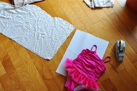 leotard pattern drafting made ballet leotard vivat veritas