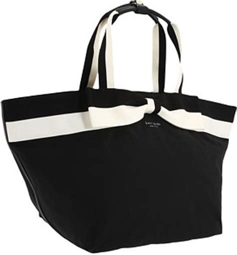 Kate Spade Prescott Small Anabel Tote by Kate Spade Anabel Baby Bag In Black Lyst