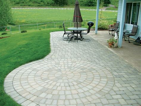 Patio Paver Patterns 171 Design Patterns Paver Patio Designs Patterns