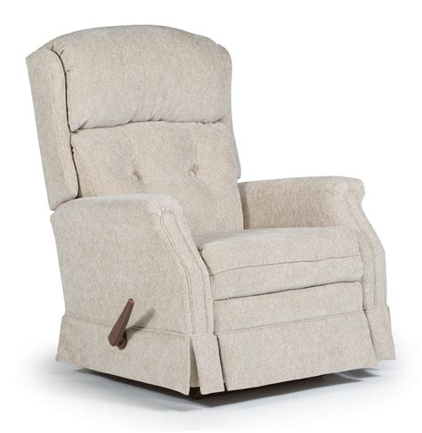 best reclining glider kensett swivel glider recliner by best home furnishings