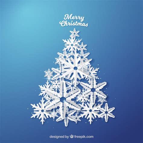apreciamos un rbol de navidad hecho de nieve en su inferior con fondo de 225 rbol de navidad hecho de copos de nieve