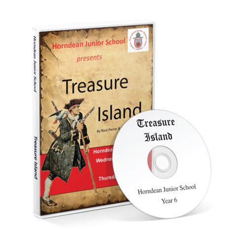 Treasure Island 6 horndean junior school yr 6 show treasure island purchase your dvd
