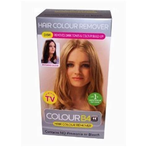 hair color remover reviews forget moi knots colour b4 hair dye remover review