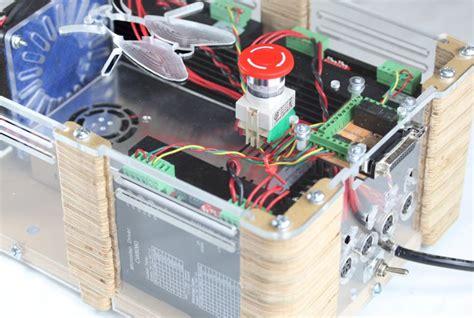 cnc machine plug  play electronics  computer system