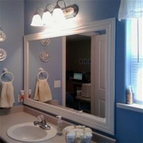 lighting a match in the bathroom how to transform a bathroom mirror diy lifestyle