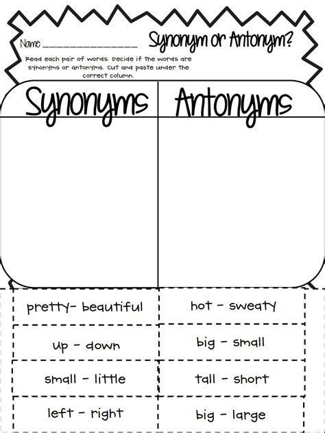 typography synonyms a way to review antonyms and synonyms education