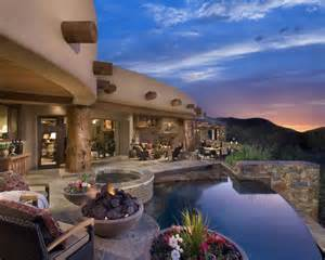 Santa Fe Home Designs by Santa Fe Style Homes Design Pictures Remodel Decor And