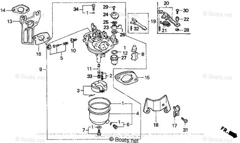 boats net honda parts honda gx120 engine diagram wiring library