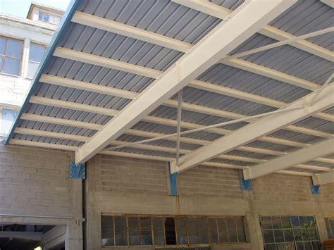 materiali per coperture tettoie tettoie in metallo resistenza ed affidabilit 224 o t