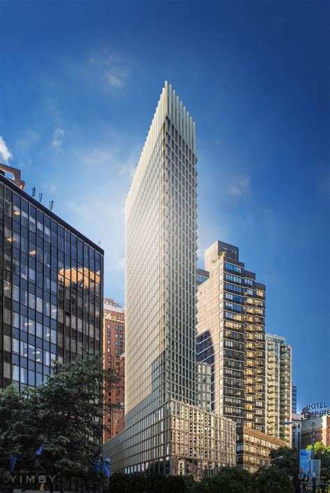 100 Broadway Floor 3 - new york 1865 broadway 127m 416ft 32 fl t o