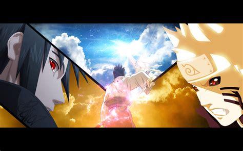 wallpaper naruto vs sasuke naruto and sasuke wallpaper desktop