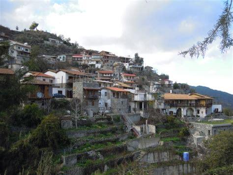 cipro turisti per caso monti troodos kalopanagiotis viaggi vacanze e turismo