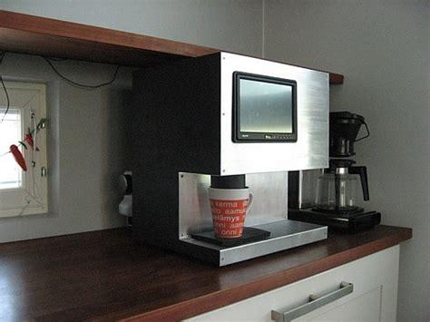 Kaos Lego Lego Graphic 8 a windows xp driven 8 quot touchscreen coffee maker