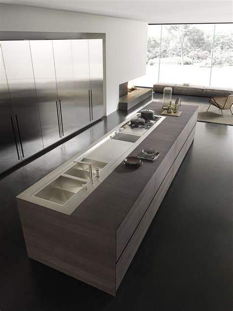 modern aquarium kitchen with a strong visual impact by best 25 functional kitchen ideas on pinterest