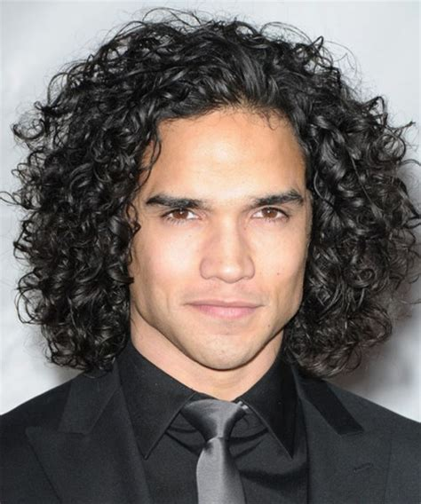 long haired perms for black men 50 stately long hairstyles for men